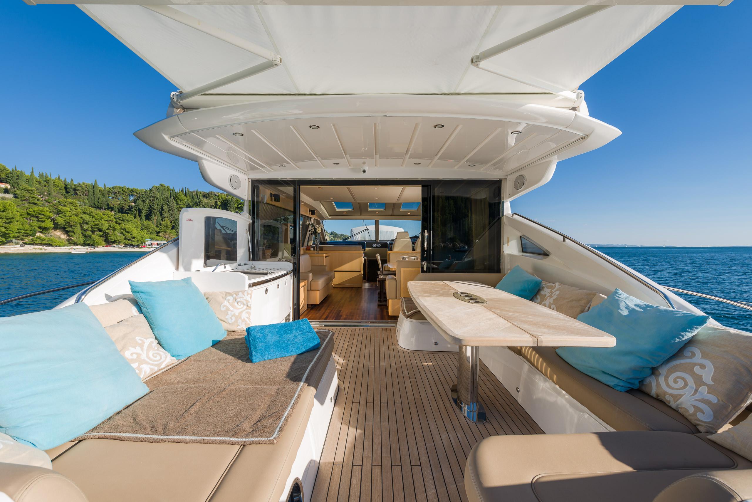 motor yacht croatia